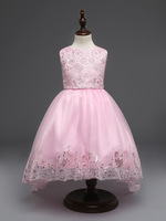 SO Beautiful Baby Girls Party Children Dresses Baby Kids Dresses For Girls Princess Wedding 4 12T vestidos infantil Party Dresse