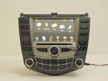 For Honda For Accord (2 A/C) 2003 2004 – Car GPS Navigation System Radio TV DVD Player BT iPod Touch Screen Multimedia System