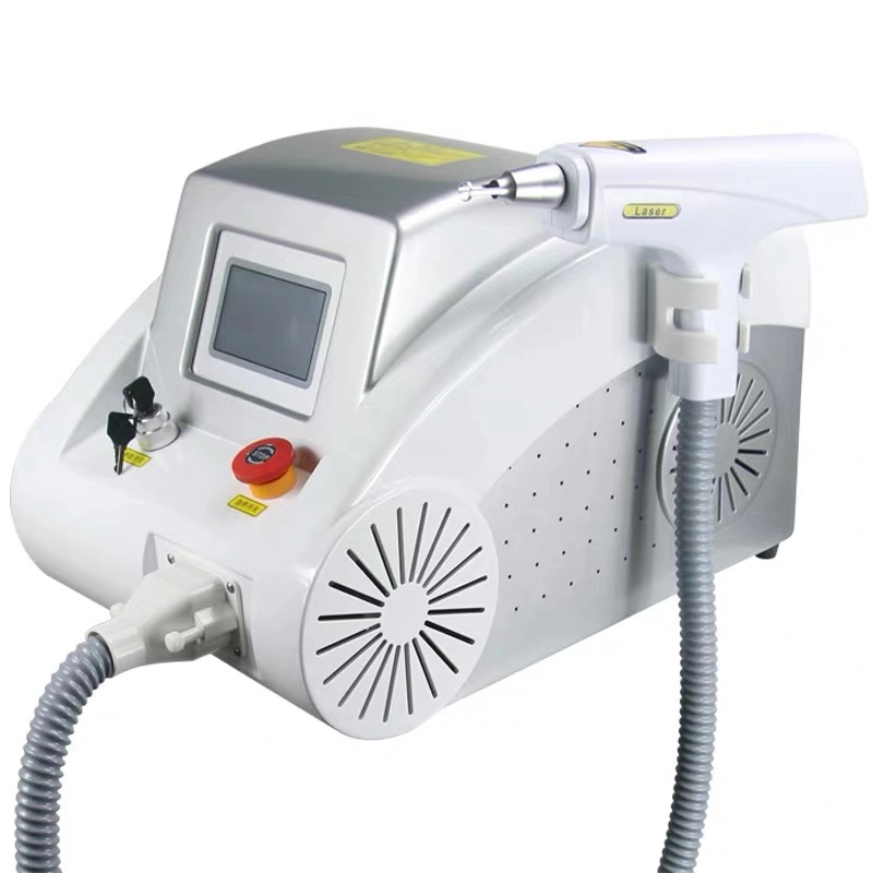 2019 Hot Sale Q Switched Nd Yag Laser Machine For Tattoo Removal Wrinkle Removal Use