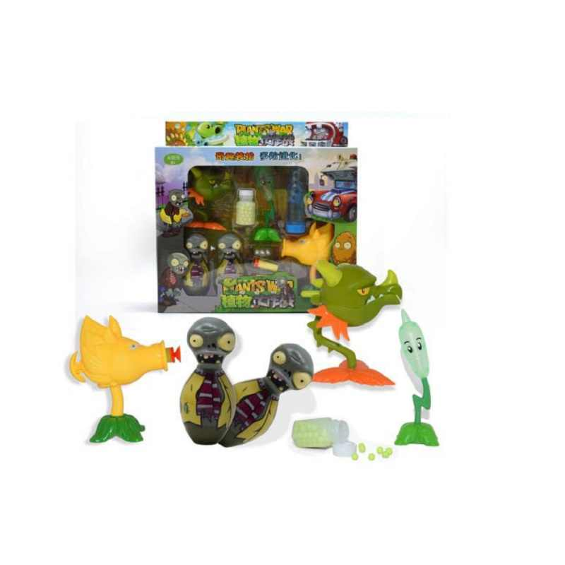 Plantas PVZ vs Zombies Snap dragon PVC Action Figure Modelo Toy Plants Vs Zombies Brinquedos Crianças snap dragon Bonecas Aniversário presente
