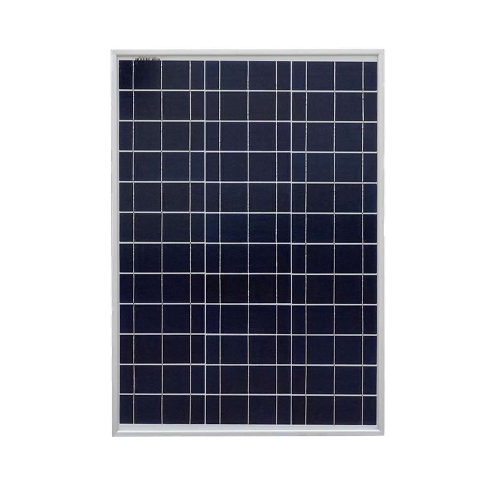 50W 12V poly solar panel, poly soalr module,  for 12v battery charger & Free shipping# new uk stock 40w 12v poly solar panel poly solar module high quality free shipping