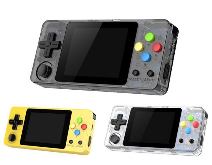 Nouvelle version LDK rétro console de jeu 2.6 pouces écran 16G 10000 intégré console de jeu de poche support TV connecté