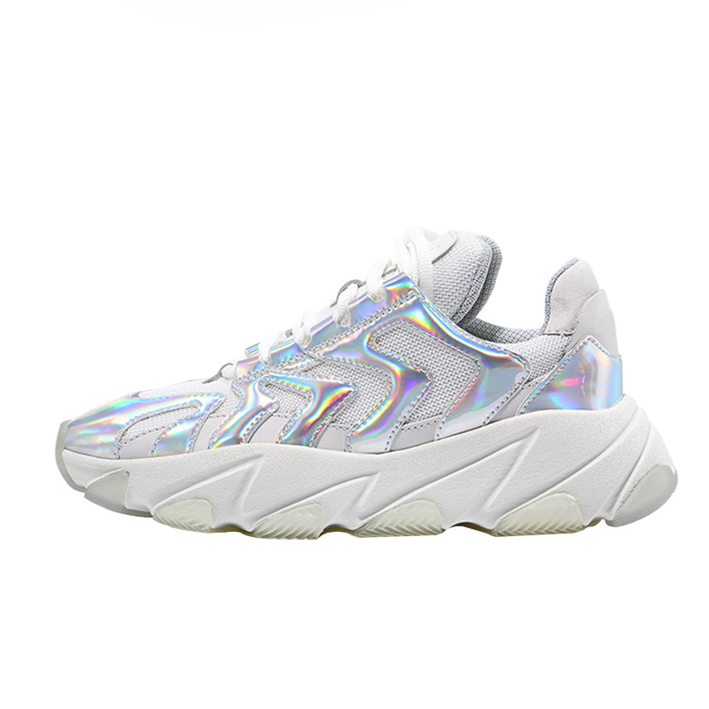 Fashion Women Sneakers Summer Mesh Breathable Woman Shoe Fashion Student Casual Shoes Light wight Sneaker Female laser  Female Fashion Women Sneakers Summer Mesh Breathable Woman Shoe Fashion Student Casual Shoes Light wight Sneaker Female laser  Female