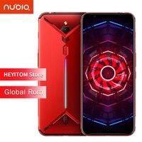 global version original ZTE nubia red magic 3 mobile phone 6.65 Snapdragon 855 front 48MP rear 16MP 6G RAM 64 g ROM 5000 mAh
