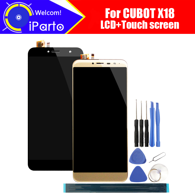 5.7 inch CUBOT X18 LCD Screen Display Original New Tested Top Quality Replacement LCD Display For CUBOT X18 +adhesive5.7 inch CUBOT X18 LCD Screen Display Original New Tested Top Quality Replacement LCD Display For CUBOT X18 +adhesive