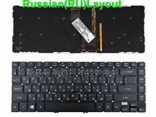 NEUE Russische Tastatur für ACER Aspire Aspire V5-472 V5-472G V5-472P V5-472PG V5-473 V5-473G mit Hinterleuchteten RU win8 Laptop-tastatur