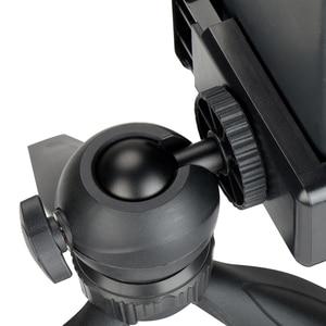 Image 4 - Ulanzi Mini Statief Voor Telefoon, reizen Statief Met Afneembare Ballhead Voor Iphone Samsung Canon Nikon Gopro 6 Glad Q Glad 4 Dji