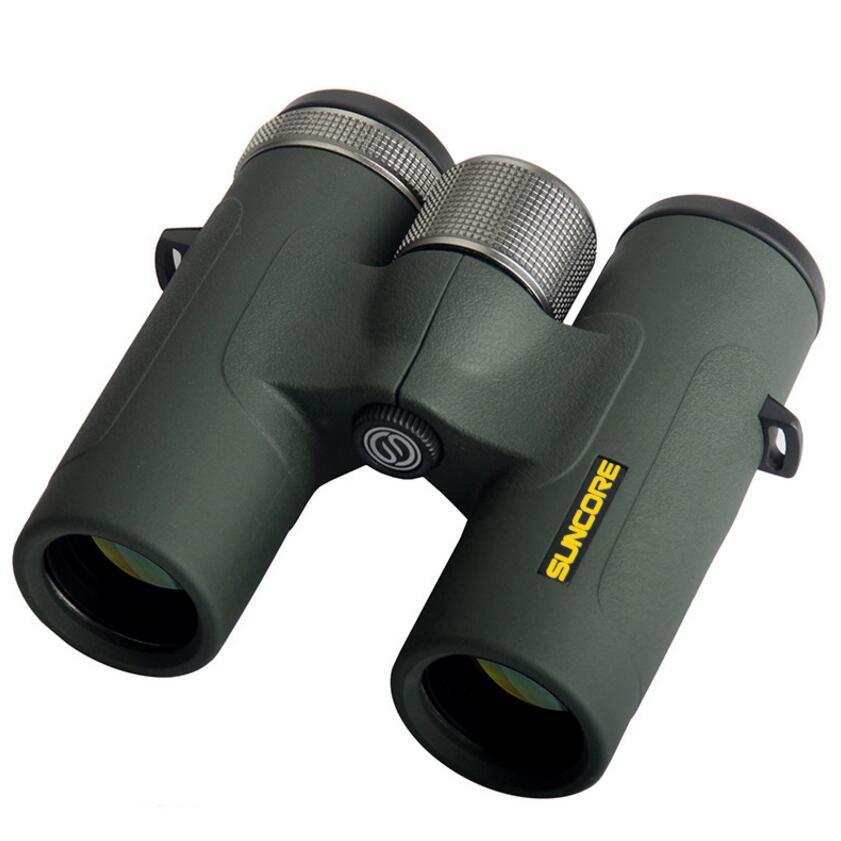Recommend Binoculars ED 10x/8x32mm Waterproof Ultra-clear High-powered telescope Portable Binoculars hunting telescope Bak4 цена и фото