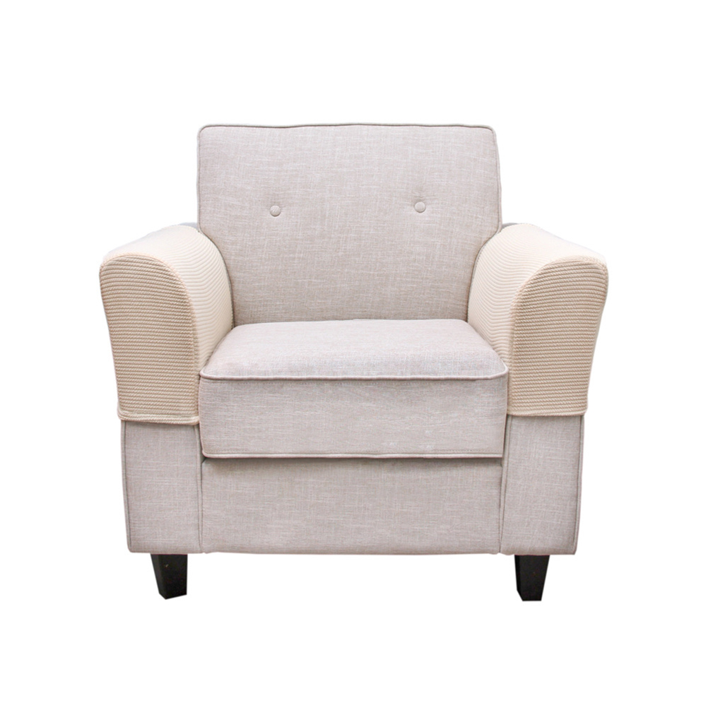 1 Pair Sofa Armrest Cover Set Armrest Covers Anti Slip ...