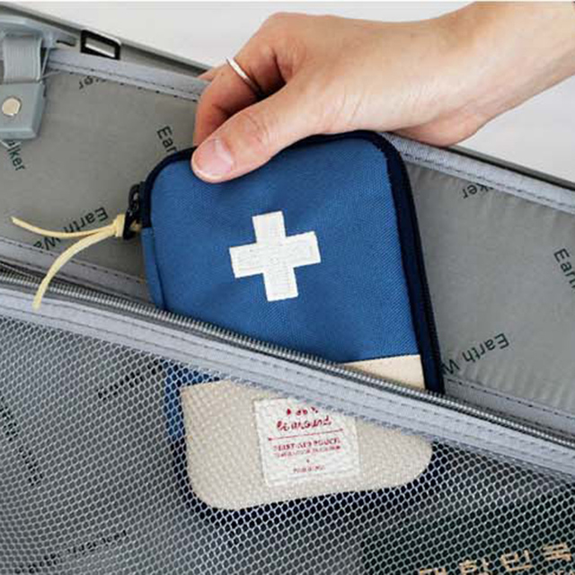 Outdoor First Aid Emergency Oxford Pouch 10