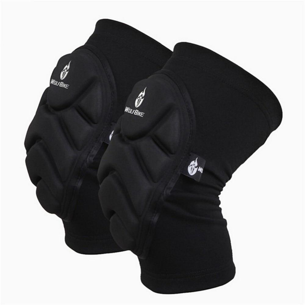 Motorcycle Knee Protection Pads Soft Sponge Knee Brace Guard