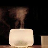 500 мл воздуха увлажнитель ультразвуковой увлажнитель таймер эфирное масло диффузор Aromatherpy освежитель воздуха для дома