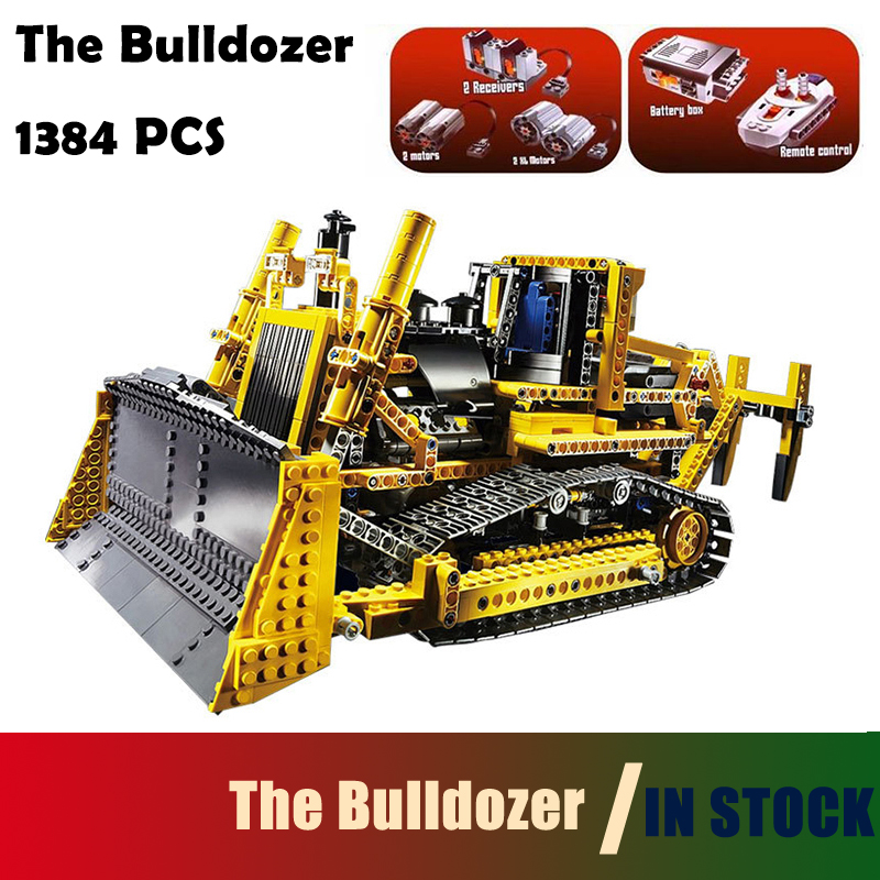 Model building blocks Figure bricks toy for children Compatible with Lego Technic 8275 model 20008 1384pcs the bulldozer oenux wrestlemania wrestling weightlifting gym model the wrestler athlete figure building blocks bricks toy for boy s gift