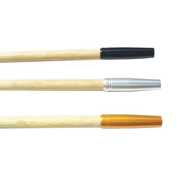 10 stks Boogschieten Broadhead Adapter voor ID 8mm pijl as 55Grains Aluminium Pijlpunt Mouw Adapter voor hout arrow Bamboe pijl