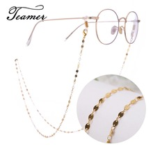 Teamer Fashion Metal Sequins Glasses Chain Eyeglass Chains Reading Eyewears