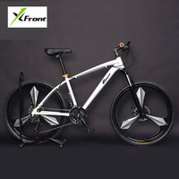 New Brand Mountain Bike Aluminum Alloy Frame 24 27 30 Speed Disc Brake MTB Bicycle Outdoor Sports Downhill Bicicleta