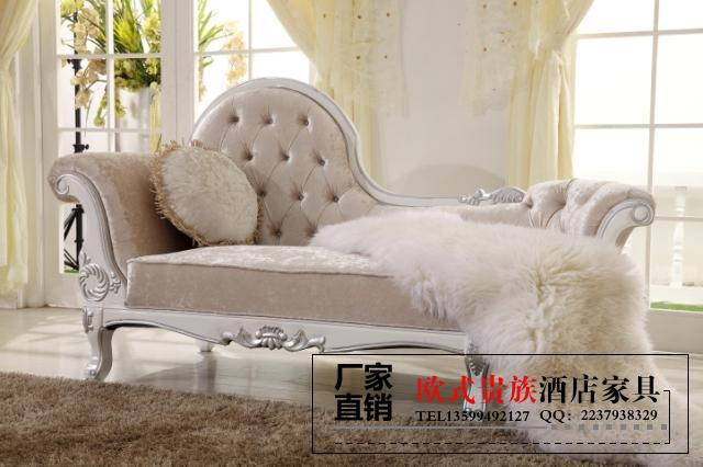 Magnificent European Fabric Chaise Longue Chaise Couch Chair Gmtry Best Dining Table And Chair Ideas Images Gmtryco