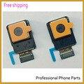 Original nueva cámara trasera cámara trasera para samsung galaxy note5 n920 n920f reemplazo de la cámara en el teléfono móvil