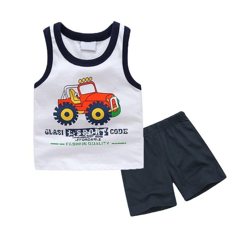 Дети Мода одежда для маленьких мальчиков вещи Одежда для мальчиков 2Nd наряд для дня рождения спортивная одежда Пляжная одежда летние топы х...