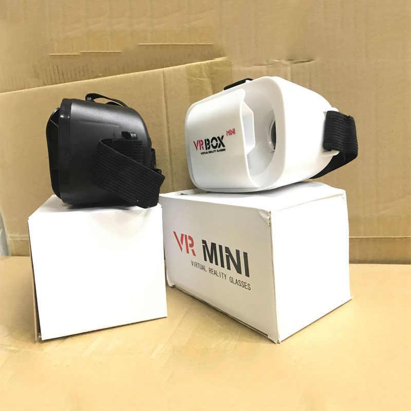 Mling 1 шт. мини VR Очки виртуальной реальности очки виртуальной реальности 3D видео театр гарнитуры с дроном подарки