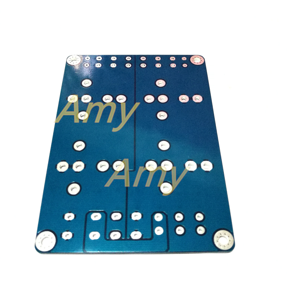 Power Supply Board Rectifier Filter Circuit Amplifier Capacitor Pcb Empty Support Multi Foot Double Bridge In Sided From
