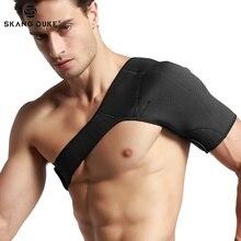 1pc Back Support Breathable Pressure Shoulder Pain Compressi