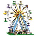 In-Stock 2518pcs New Lepin 15012 City Street Creator Ferris Wheel Model Building Kits Blocks Toy Compatible legod 10247 gifts