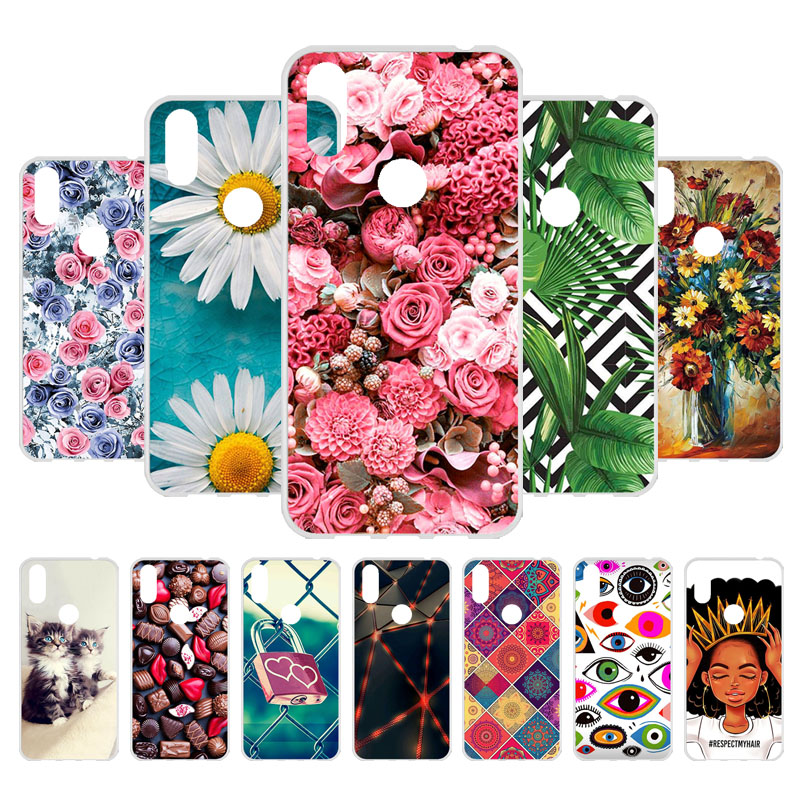 3D DIY Phone Case For Doogee N10 Case Cover For Doogee Y8 Y8C F5 Pro Homtom HT70 HT7 X20 X30 X5 X5S X60L X70 X9 Cases Silicone image