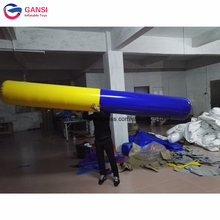 10 pieces of inflatable water tube for sign,water buyo inflatable park pipe floating on sea inflatable floating water game cheap inflatable water park for sale