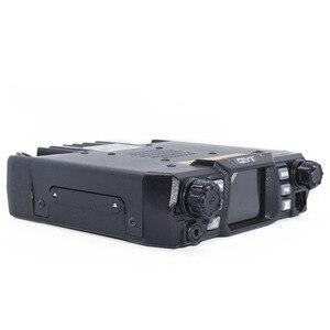 Image 2 - QYT KT 980Plus 75W סופר כוח Dual Band נייד רדיו 136 174MHz/400 480MHZ עבור רכב נייד רדיו QYT רכב רדיו KT 980 בתוספת