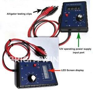 Image 5 - Generador de señal portátil para coche Sensor de posición de cigüeñal, simulador de señal, 2Hz a 8KHz