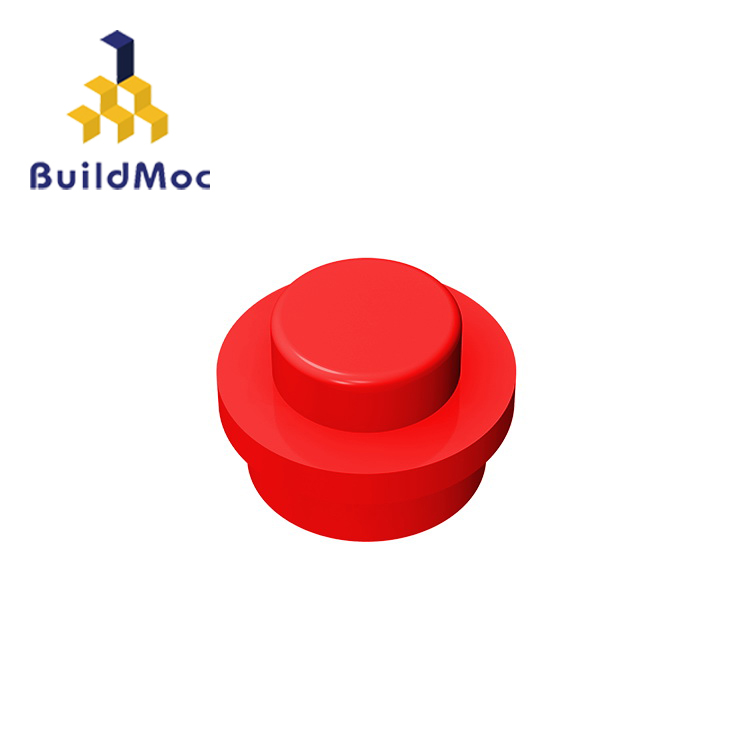 BuildMOC 4073 6141 30057 1x1Technic Changeover Catch For Building Blocks Parts DIY Educational Creative Gift Toys