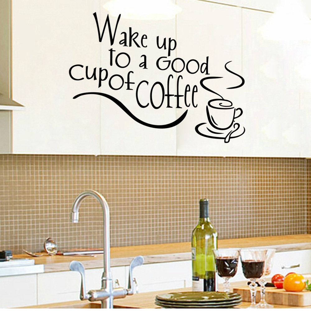 Amazing Coffee Wall Decor Kitchen Vignette - Wall Art Collections ...