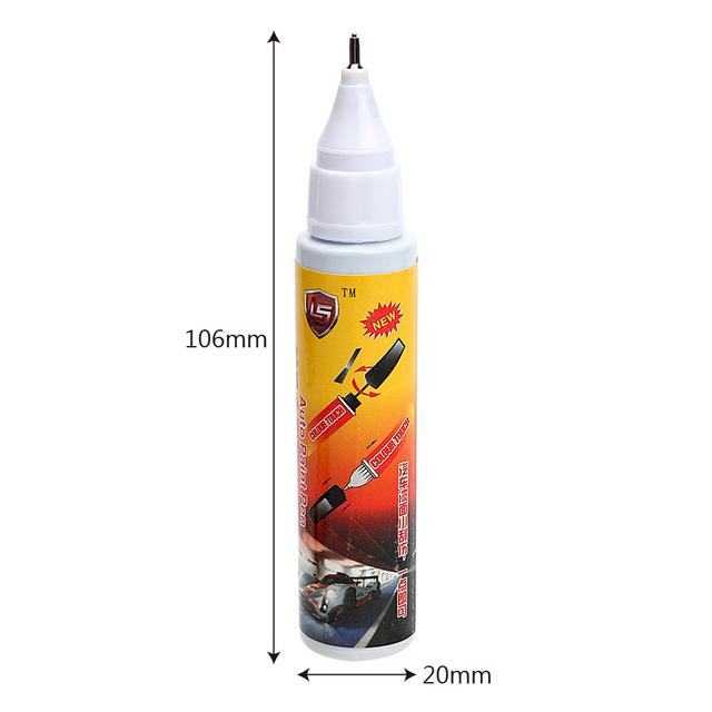 2PCS Car-styling Car Scratch Repair Auto Paint Pen Fix it Pro Auto Care Magic Maintenance Paint Care Universal Black Color