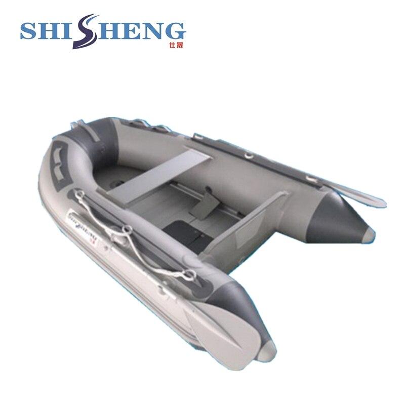 2018 yacht gonflable d'usine de haute qualité à vendre/petit bateau à voile pour la pêche - 4
