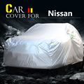 New Car Cover Waterproof Auto Anti-UV Sun Shield Rain Snow Protector Cover For Nissan Juke Note Skyline Quest X-Trail Pathfinder