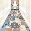 Современные коврики для лестниц для гостиной домашний/офисный ковер в коридор крыло отеля коврик вход/Коврик для прихожей индивидуальный к...