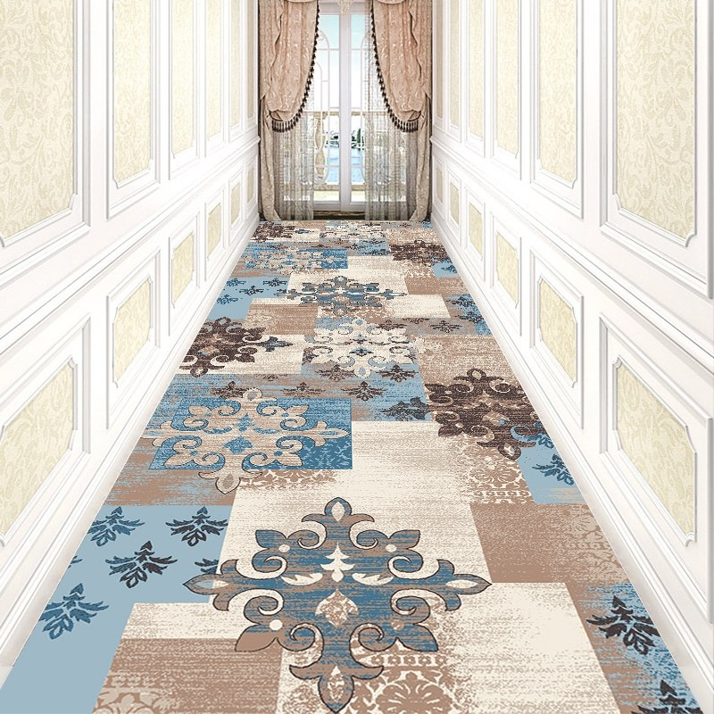Modern Stair Carpets For Living Room Home/Office Corridor Carpet Hotel Aisle Rug Entrance/Hallway Doormat Customize Bedroom Rug