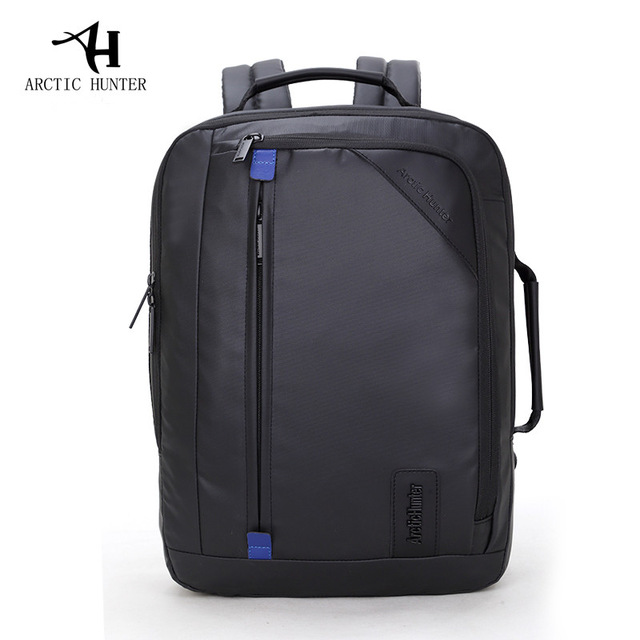 Arctic Hunter Multifunction Waterproof Backpack Men 15.6 Inch Laptop Backpacks Business Travel Back Pack & Hand Bag Dual Use