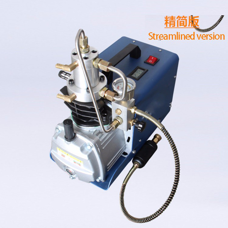 Newly Streamlined version High Pressure Air Pump 0-30mpa 110V/220V Air CompressorNewly Streamlined version High Pressure Air Pump 0-30mpa 110V/220V Air Compressor