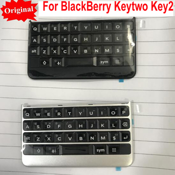 100% Tested Working Keypad Button With Flex Cable Keyboard For BlackBerry Keytwo Key 2  Key two Key2 Phone Replacment