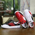 2017 New children's shoes Genuine Leather shoes Boys and girls casual shoes Kids Sports running shoes Student Skate shoes 886