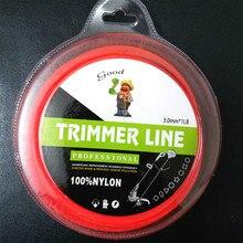 2019 2.4mm X 1LB Round Model Mowing Nylon Line  Strimmer Trimmer Wire Grass