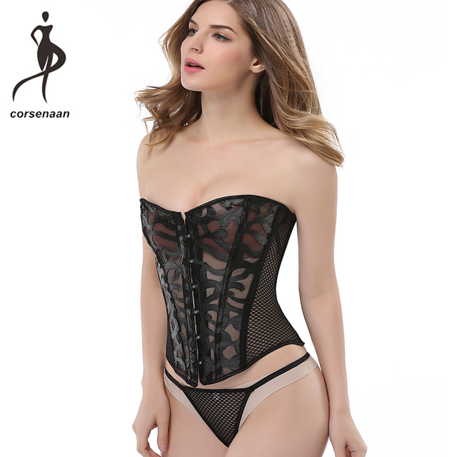 Breathable Shapwear Corselet 1