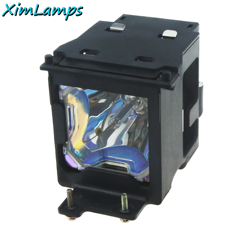 XIM Lamps Projector Bare Lamp with Housing Part number ET-LAE100 for PANASONIC PT-AE100, PT-AE200, PT-AE300, PT-L300U xim et lab80 projector bare lamp with housing for panasonic pt lb90ntu pt lb90u pt lb75 pt lb75ntu pt lb75u pt lb78v pt lb80