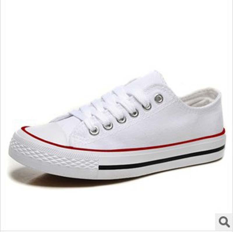 Feminino And De Tenis Olpay Espadrilles Nouvelle Chaussures Hommes Homme Étudiants white Red bleu Royal rouge Black En Marche Toile Vulcanisées Zapatos Rouge Décontractées Noir white 4RjAL5c3qS