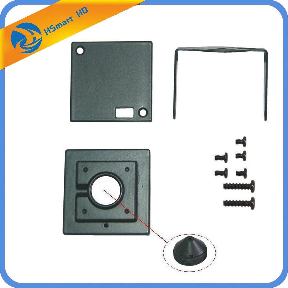 CCTV Metal Mini Box Camera Housing / Case (No Camera Board) For CCTV Mini Lens AHD TVI CVI Security Cameras