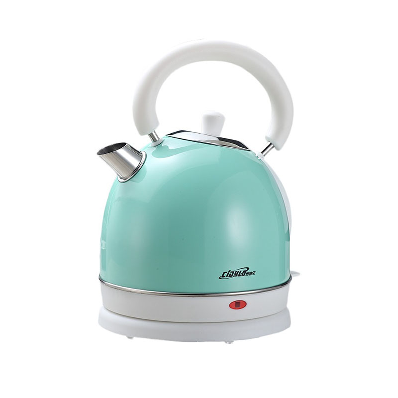 1.8L Electric Water Kettle Household Stainless Steel Auto Power-off Protection Wired Handheld Water Heating1.8L Electric Water Kettle Household Stainless Steel Auto Power-off Protection Wired Handheld Water Heating