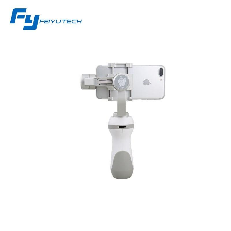 FY Vimble C stabilisateur de caméra à cardan 3 axes pour Smartphone série iPhone pour HUAWEI Mi 5 poignée pour Gopro 5/4/3