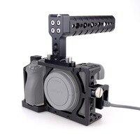 ACCSTORE Camera Cage Kit For Sony A6000 A6300 A6500 ILCE 6000 ILCE 6300 ILCE 6500 NEX7